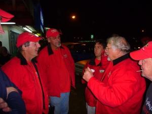 Crew Dennis Rogers Baja 1000