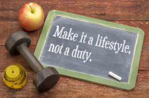 Make it a lifestyle, not a duty